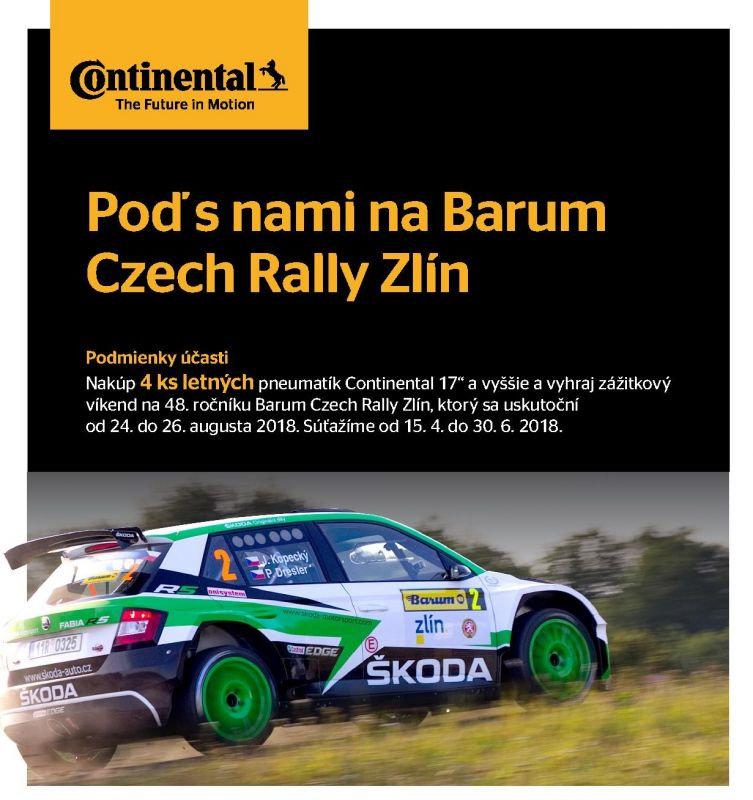 Barum Rally: Výlet Na Barum Rally 2018 • Pneucom.sk