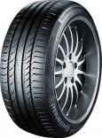 Continental ContiSportContact 5 SSR 225/45 R17 91W