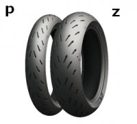 Michelin POWER RS Front