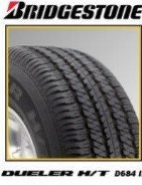 Bridgestone Dueler 684 H/T 205 / 70 R15 96H
