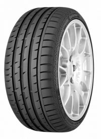 Continental ContiSportContact 3 265/30 R22 ZRZR