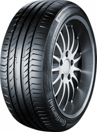 Continental ContiSportContact 5 225/40 R19 93V
