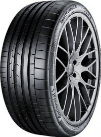 Continental SportContact 6 255/35 R19 96Y