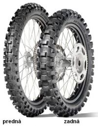 Dunlop GEOMAX MX3S 60/100 -12 36J