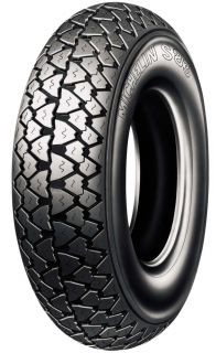 Michelin S83 Front/Rear 3.00/ -10 42J