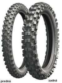 Michelin STARCROSS 5 MEDIUM Rear 120/80 -19 63M