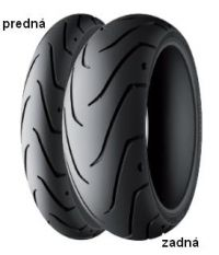 Michelin SCORCHER 11 Front 100/80 -17 52H