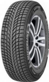 Michelin LATITUDE ALPIN LA2 255/60 R18 112V