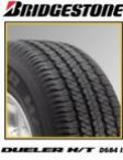 Bridgestone Dueler 684 H/T 205/70 R15 96H