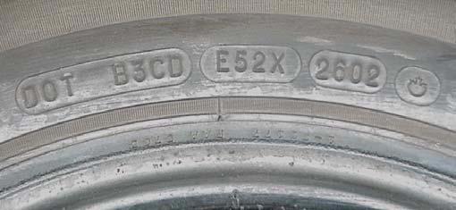 DOT pneu